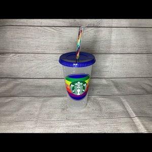 Pride Starbucks Cup